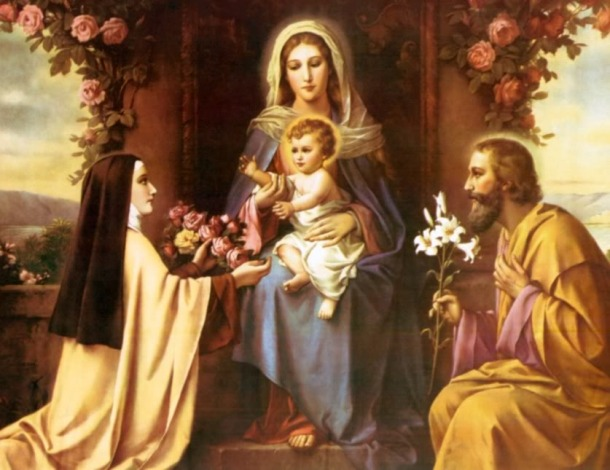 st_-therese-and-holy-family