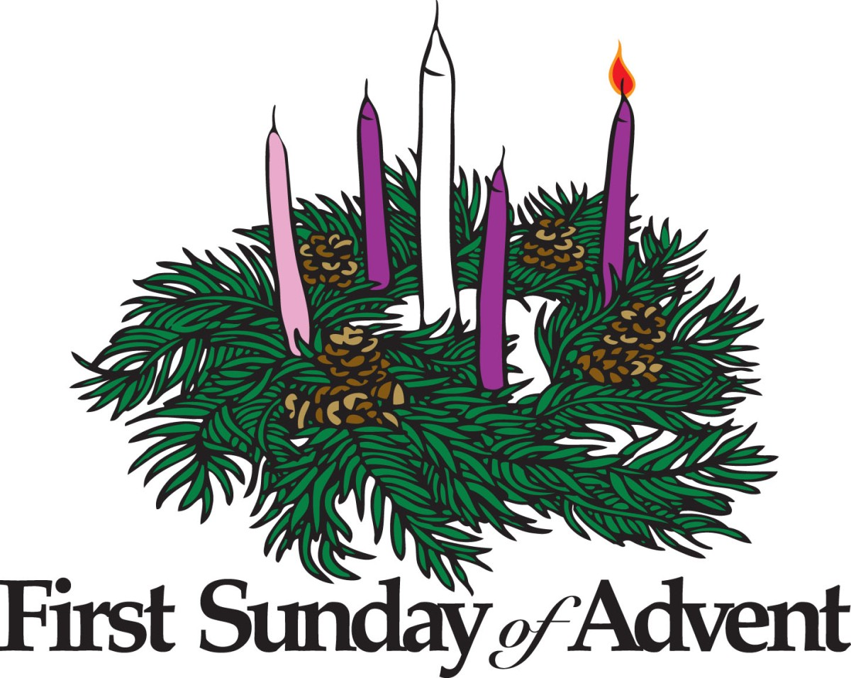 1st sunday of advent year a the prodigal catholic blog. Black Bedroom Furniture Sets. Home Design Ideas